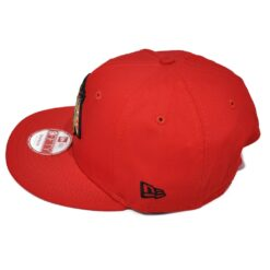 New Era Chicago Blackhawks snapback keps Röd