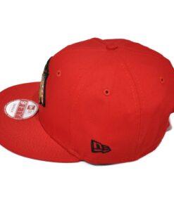 New Era Chicago Blackhawks snapback keps Röd