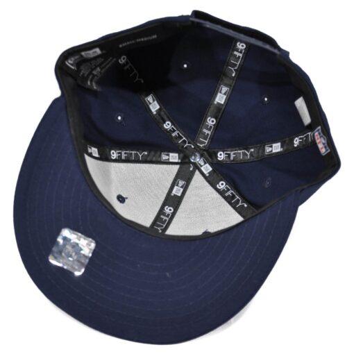 New England Patriots New Era keps snapback mörkblå