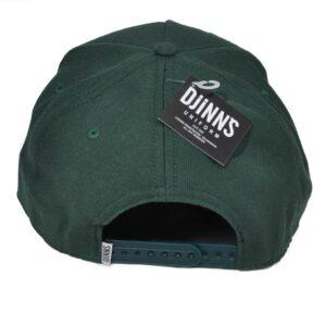 Djinns snapback keps grön Squeeze