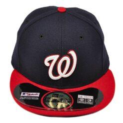 Washington Nationals new era fitted mörkblå 59fifty