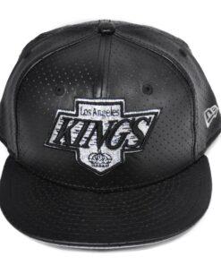New Era Los Angeles Kings Läder fitted