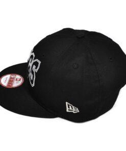 Los Angeles Kings svart keps new era