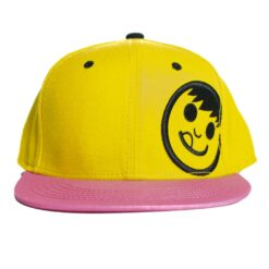 Neff Corpo Cap keps snapback gul råsa