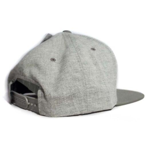 Neff snapback Daily Fabric grå