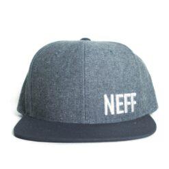 Neff Fabric keps marinblå snapback mörkblå