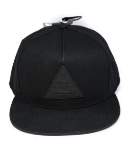 Neff X cap svart snapback keps