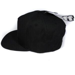 15F00042-BLCK-O - X CAP BLCK O/S fram