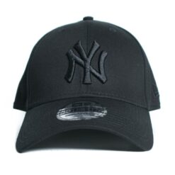 New Era New York Yankees flexfit keps svart