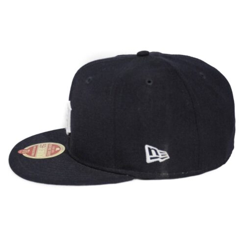 New Era Boston Red Sox 1998 Logo vit broderad fitted