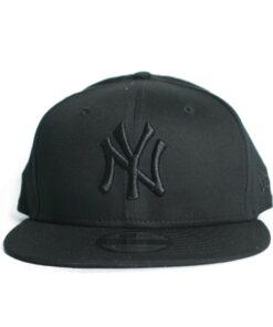 New Era New york yankees svart snapback