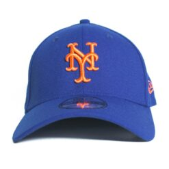 New Era New york mets blå flexfit keps