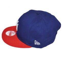 Snapback keps new era ny röd/Blå