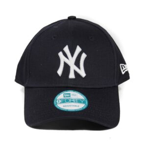 New Era mörkblå Keps NY Yankees