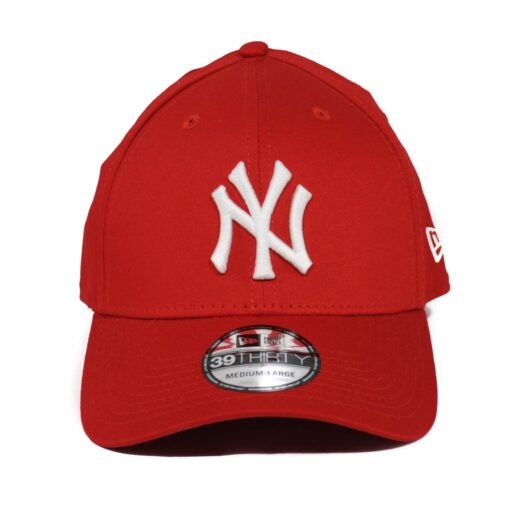 New Era Röd Flexfit New York Yankees