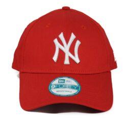 New Era Röd Keps NY Yankees