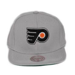 Grå snapback NHL Mitchell and ness Philadelphia Flyers