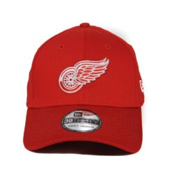 New Era Red Wings NHL Keps Flexfit