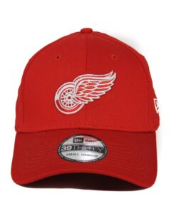 New Era Red Wings NHL Keps Flexfit