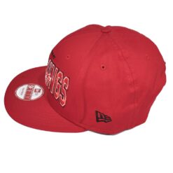 New Era Detroit red wings NHL Keps röd