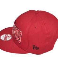 New Era Detroit red wings NHL Keps röd