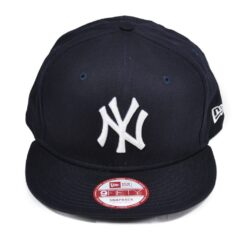 Mörkblå New era snapback keps NY Yankees