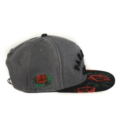 Cayler and sons snapback rosor Paradies City grå