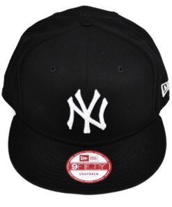 Svart keps New Era snapback new york yankees