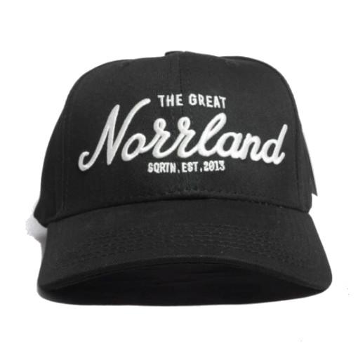 SQRTN Great Norrland hooked svart