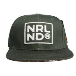 Snapback SQRTN NRLND Mossgrön