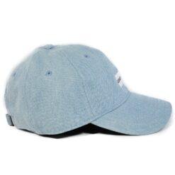 Box logo blå keps strapback