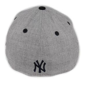 New York Yankees flexfit new era keps grå