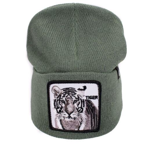 Goorin Bros mössa Night Tiger Grön