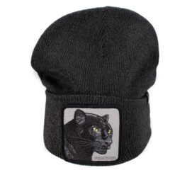Goorin Bros mössa Night Panther Svart