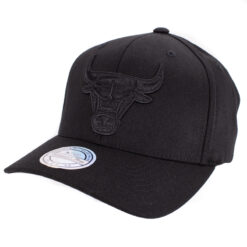 Mitchell & Ness chicago bulls keps svart