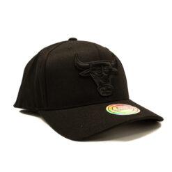 Mitchell & Ness chicago bulls keps svart
