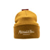 Mitchell & Ness Mössa Pinscript Cuff Knit - Own Brand - Tan