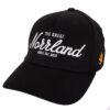 Great Norrland 120 Svart keps