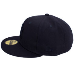 New Era 59fifty Yankees keps Fitted mörkblå
