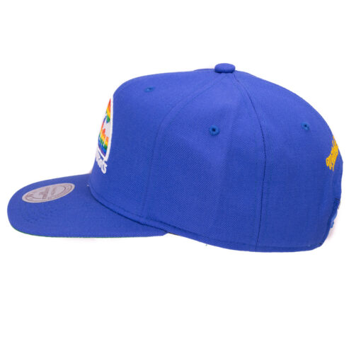 Denver Nuggets NBA blå snapback