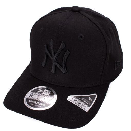 New Era New york yankees svart stretch-snap