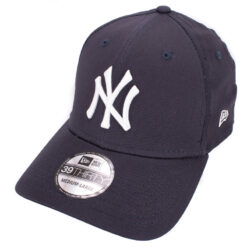 New Era New York Yankees flexfit keps mörkblå