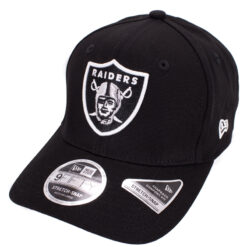 New Era Oakland Raiders svart 9fifty keps
