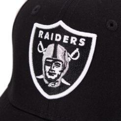 New Era Oakland Raiders svart 9fifty keps