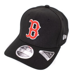 New Era Boston Red Sox svart 9fifty keps