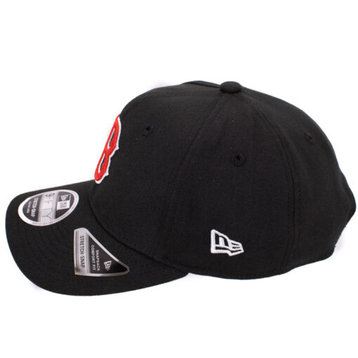 New Era Boston Red Sox svart 9fifty keps