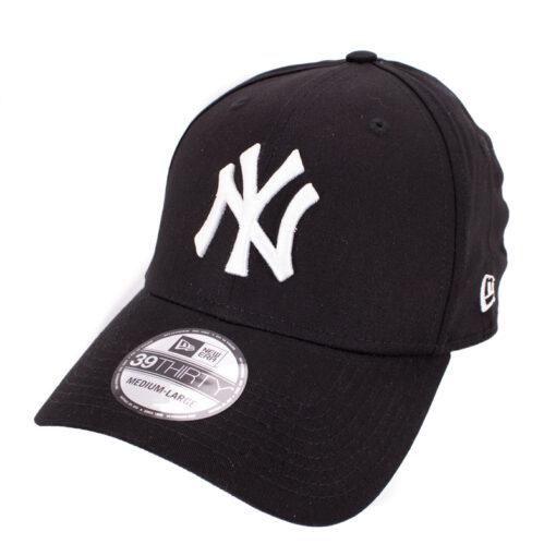 New Era New york yankees svart 39thirty keps