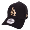 New Era LA Dodgers Svart 39thirty keps