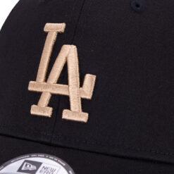 New Era LA Dodgers Svart 39thirty keps
