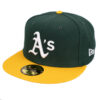New Era – Oakland Athletics – Grön 59Fifty Fitted keps